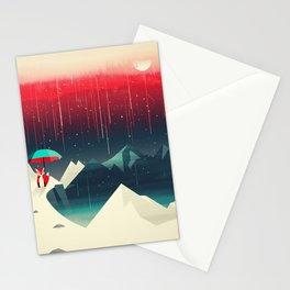 Geminids Meteor Shower Stationery Cards