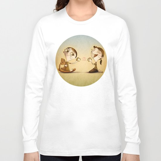 Phone Long Sleeve T-shirt