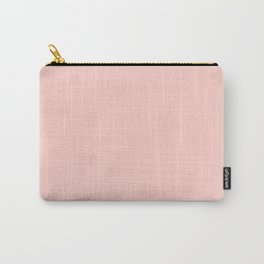 Seashell Pink Carry-All Pouch