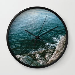 Look Down Wall Clock