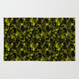 Abstract 31 camouflage Rug