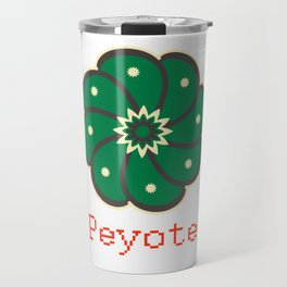 Peyote Cactus Travel Mug