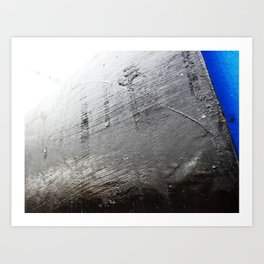 Urban Abstract 116 Art Print