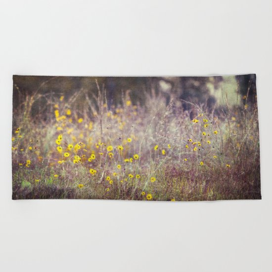 Morning Kisses Beach Towel