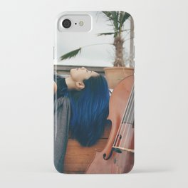 Cello Music for Meditation iPhone Case