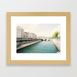 Paris - The Dream Framed Art Print