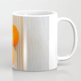 Fruit avocado and oranges. Coffee Mug