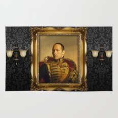 Dwayne (The Rock) Johnson - replaceface Rug