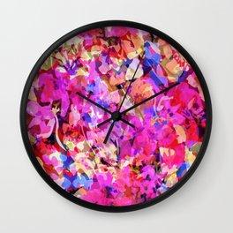 Apple Ambrosia Wall Clock