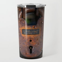 Locked Up Tight Travel Mug