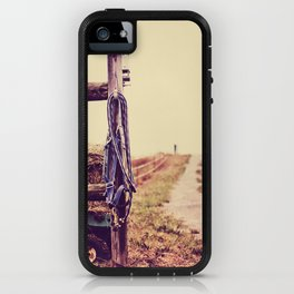 Road Country Farm iPhone Case