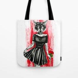 Follow me...darling Tote Bag