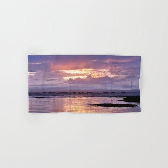 Misty Sunset Hand & Bath Towel