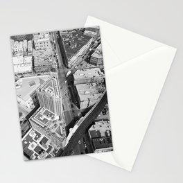 Six Corner Street View Stationery Cards