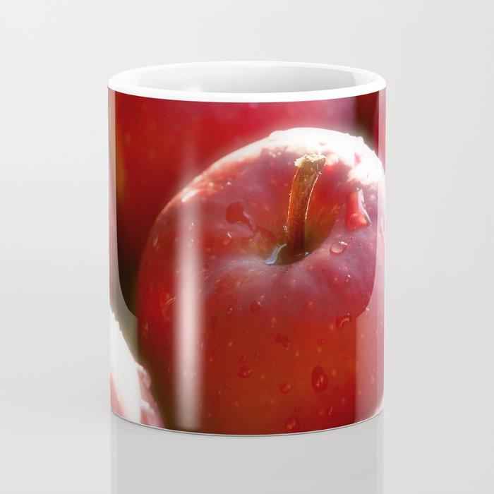 Sweet red Apple Coffee Mug