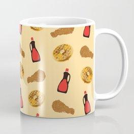 Chicken And Waffles Coffee Mug