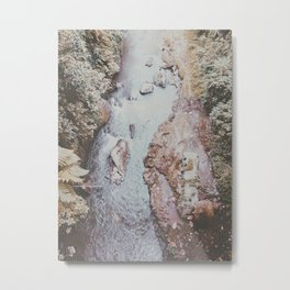 Ubud Rivers  Metal Print