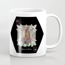QUEEN OF WEED Coffee Mug