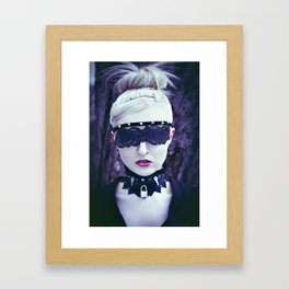 Confined I Framed Art Print