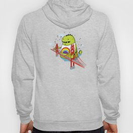 San Francisco Chords Hoody