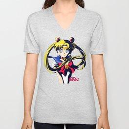 Sailor Moon S Unisex V-Neck