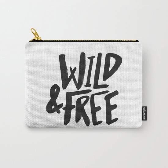 Wild & Free Carry-All Pouch