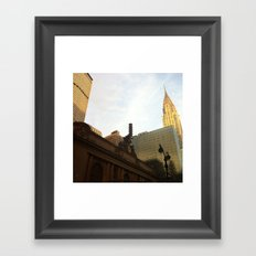Grand Central Terminal Framed Art Print