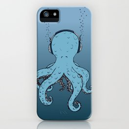 Kind of blue iPhone Case