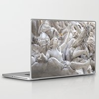 angels Laptop & iPad Skins featuring Angels by Photographicleigh