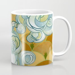 Abstract Autumn Coffee Mug