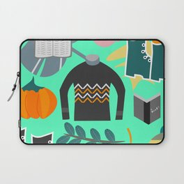 Ready for winter Laptop Sleeve