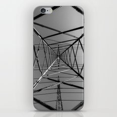 Power to the People! iPhone & iPod Skin