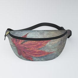 Maple leaf Fanny Pack