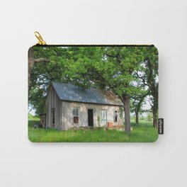 Abandon Home Poolville, Texas Carry-All Pouch