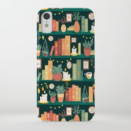 Hygge library iPhone Case