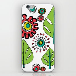 Botanicals iPhone Skin