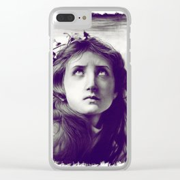 Defiance Clear iPhone Case