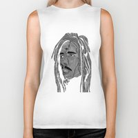 marley Biker Tanks featuring Fourrester4 meets Marley by Fourrester4