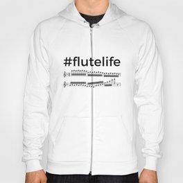 #flutelife Hoody