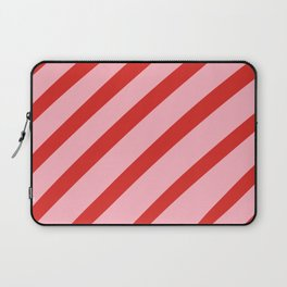 Reddy Stripes Laptop Sleeve