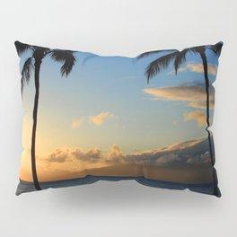 Alii Kahekili Nui Ahumanu Beach Maui Hawaii Sunset Kaanapali Pillow Sham