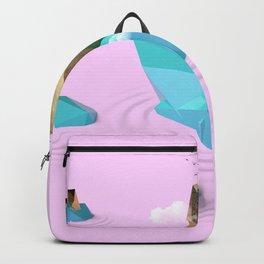 Gold Island Backpack