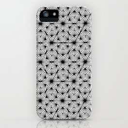 Triangle Fields iPhone Case