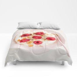 Healthy breakfast Comforters