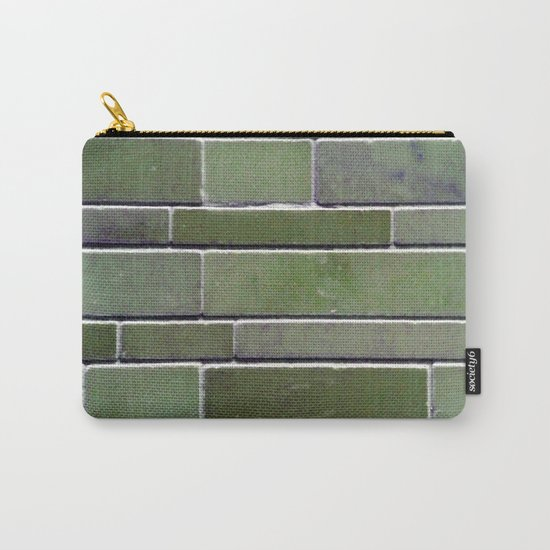 Stonewall Moss Carry-All Pouch