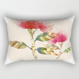 Pohutukawa flower Rectangular Pillow