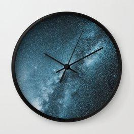 Galactic Core Wall Clock