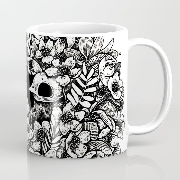 [bird.] [me hard.] Coffee Mug