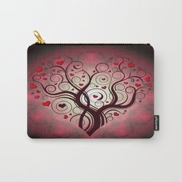 Heart of Passion Carry-All Pouch