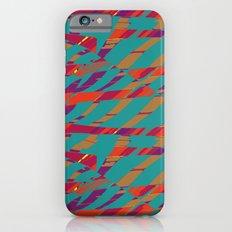 TORN STRIPES Slim Case iPhone 6s